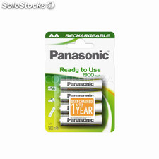 Pila recargable evolta BL4 AA panasonic