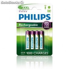 Pila recargable HR-03 Philips 700 AMh