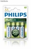 Pilas AA recargables Philips MultiLife de 2450 mAh