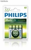 Pilas AAA recargables Philips MultiLife de 900 mAh