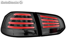 Pilotos traseros led vw golf vi sin intermitente led ahumado