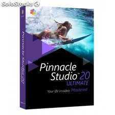 Pinnacle - Studio 20 Ultimate