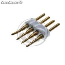 Pins LED Neon Flexible connection 4-pin LNF (NL48)