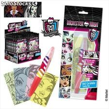Pinta y Saborea Monster High