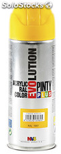Pintura aer acr.azul 593 evolution pinty p. 400 ml