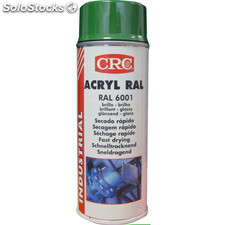 Pintura Aer Acr. Gris Antracit - crc - ral 7016 - 400 ml