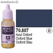 Pintura Azul oxford 807 Model Color (049)