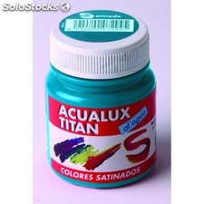 Pintura Manualid. Acril. 100 Ml Ros/Int Satin. Acualux Titan