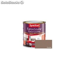 Pintura multisuperficies renov cocina chocolate syntilor 0,5 litros