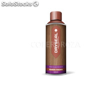 Pintura spray agua madera marron dryseal 400 ml