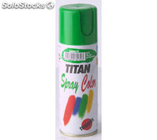 Pintura spray plata 400 ml