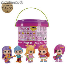 Pinypon mix and match cubo pequeño