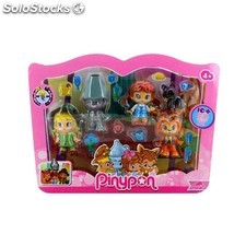 Pinypon Set Mago de Oz