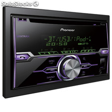 Pioneer fh-X720BT, Radio CD doble din con Bluetooth