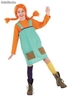 Pippi Longstocking child costume