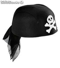 Pirate s hat with scarf