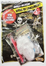 Pirates adventure. Figura de yeso
