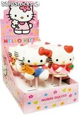 Piruleta de nube Hello Kitty 42 gr