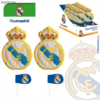 Piruletas Nube Real Madrid