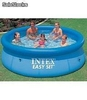 Piscina autoportante intex Easy Set 305 x 76 cm con depuradora