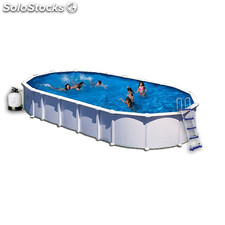 Piscina desmontable de Acero Gre Dream Pool Haiti 610x375 cm