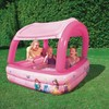 Piscina desmontable hinchable princesas disney con techo desmontable 147 x 147