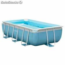 Piscina desmontable INTEX Prisma Frame rectangular 300x175x80 cm...