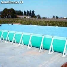 Piscina Desmontable Plus-3 975x425x150 marca IASO