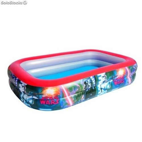 Piscina Hinchable 262X175X51Cm Bestway Star Wars