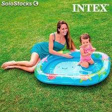 Piscina Hinchable Ballena Intex