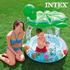Piscina Hinchable con Sombrilla Tortuga Intex - Foto 1
