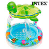 Piscina Hinchable con Sombrilla Tortuga Intex - Foto 2