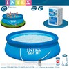 Piscina hinchable easy set 366 x 76 cm. + depuradora de cartucho intex