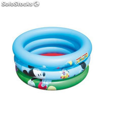 Piscina hinchable infantil Mickey Mouse 30 x 70 cm - Disney