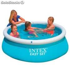 Piscina hinchable Intex Easy Set redonda 183x51 cm. - Cod. 28101NP