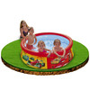 Piscina infantil Easy Set Cars