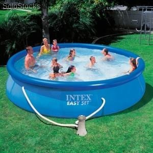 piscina hinchable 457 x 107