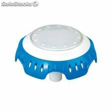 Piscina luz led multicololor para piscina