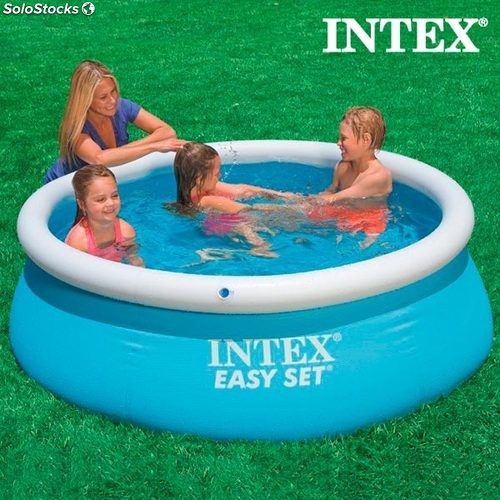 Piscina rotonda senza depuratore intex for Piscina intex rotonda