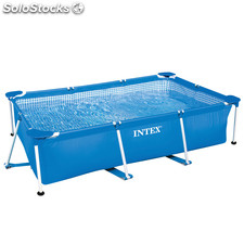 Piscina Small Frame Intex familiar 260X160X65 cm (sin depuradora)