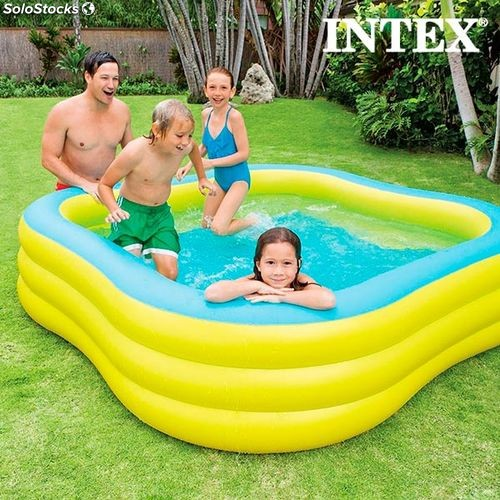 Piscine gonflable family intex - Piscine gonflable intex ...