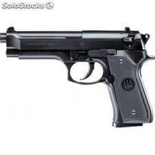 Pistola Beretta M9 World Defender muelle - 6 mm
