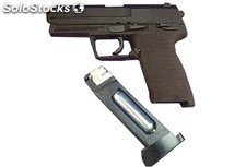 Pistola CO2 4.5mm Glock 1010 Airsoft