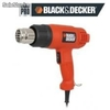Pistola de calor black and decker hg 1500-ar