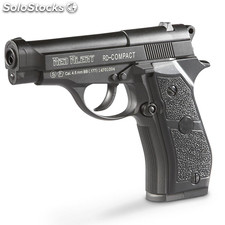 Pistola de CO2 Gamo Red Alert RD Compact, calibre 4,5 mm, cargador para 20