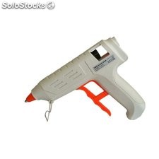 Pistola Encolar Termofusible 80W-12Mm Con Gatillo Codiven