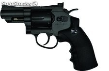 Pistola metálica CO2 4.5mm Airsoft