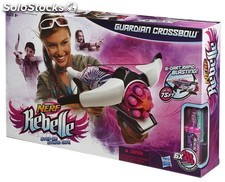 Pistola Nerf. Rebelle guardian crossbow