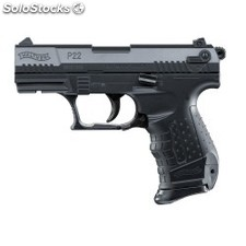 Pistola Walther P22 muelle 6 mm