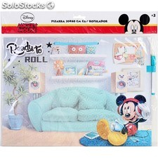 Pizarra borrable 30X40 c/rotulador mickey - disney - mickey - 8433774618201 -
